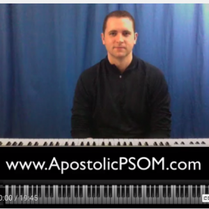 304-3 Do you struggle with left hand walking bass lines in Gospel