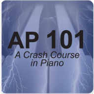 AP 101: A Crash Course in Piano DVD Course Set (Includes Online Access)