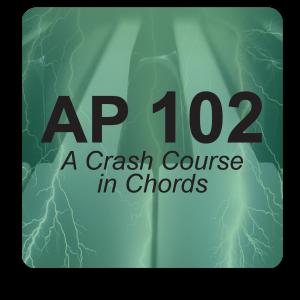 AP 102: A Crash Course in Chords USB Course Set (Includes Online Access)