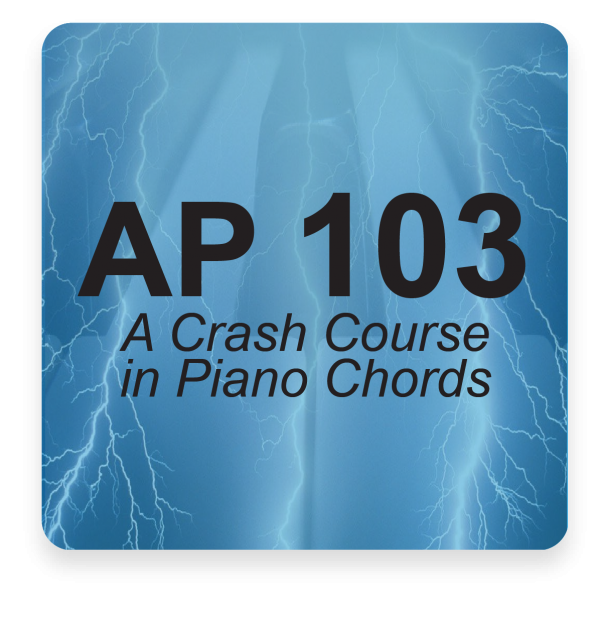 AP 103: Advanced Piano Chords