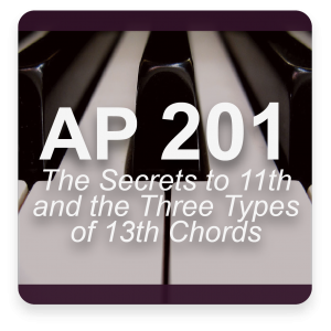AP 201: Next Level Chords