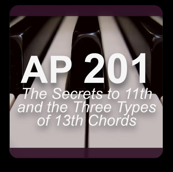 AP 201: Next Level Chords