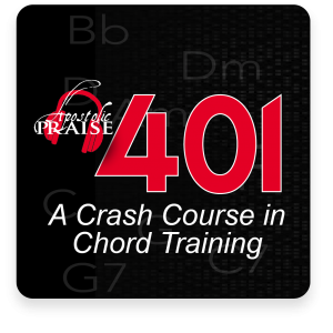 AP 401: An Ear Training Course in Chords DVD Course Set (Includes Online Access)