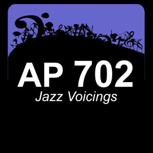 AP 702: Gospel Jazz Voicings USB Course Set (Includes Online Access)