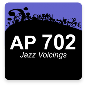 AP 702: Gospel Jazz Voicings