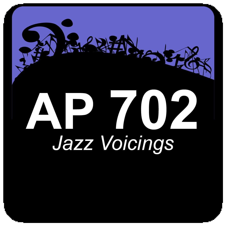 AP 702: Gospel Jazz Voicings