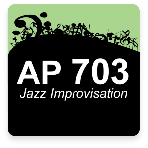 AP 703: Gospel Jazz Improvisation USB Course Set (Includes Online Access)