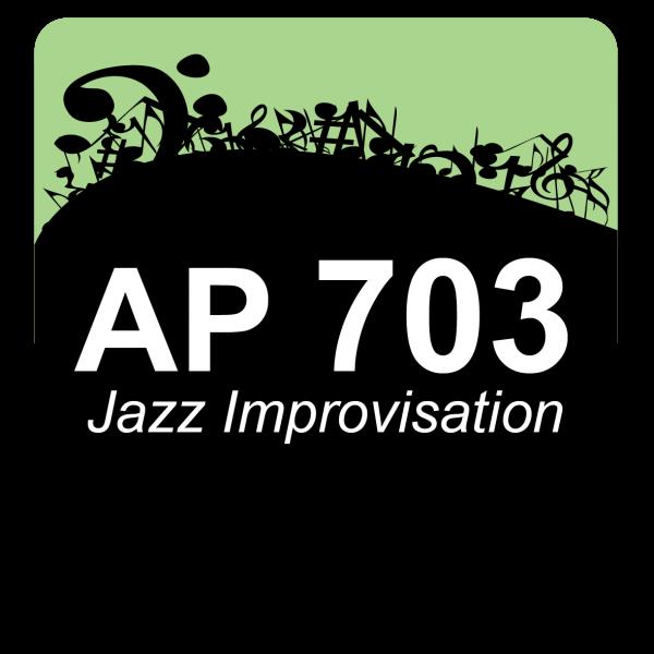 AP 703: Gospel Jazz Improvisation USB Course Set (Includes Online Access)