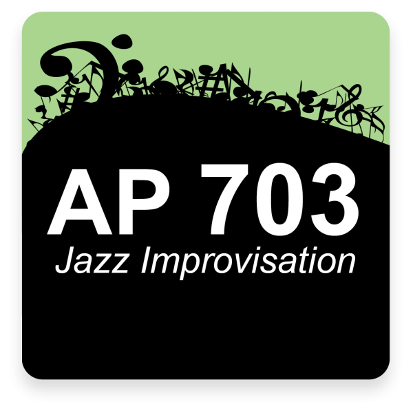 AP 703: Gospel Jazz Improvisation DVD Course Set (Includes Online Access)