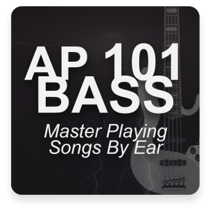 AP 101 BASS: A Crash Course in Bass Guitar Online Course (Instant Access)