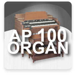 AP 100 Organ USB Course Set (Includes Online Access)
